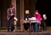 Jason Butler Harner, Cynthia Nixon, Maura Tierney