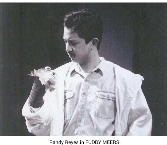 Fuddy Meers - Randy Reyes