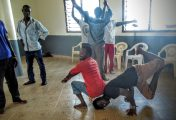 Kenyan Refuge Theater Workshop