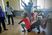 Kenyan Refuge Theater Workshop